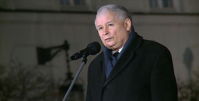 """""""Jesteśmy coraz bliżej prawdy"""". Kaczyński zapowiada przełom"""