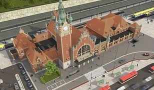 Przebudowa dworca Gdańsk Główny to największa inwestycja w ramach Programu Inwestycji Dworcowych na lata 2016-2023