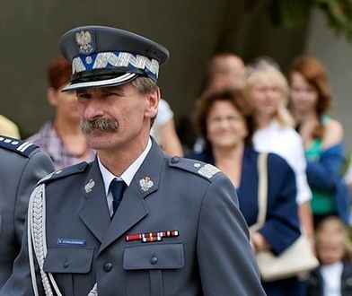 Byli i obecni policjanci pomagają Kazimierzowi Szwajcowskiemu zmagać się z rodzinnym nieszczęściem