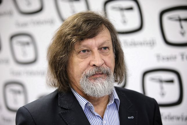 Doradca zarządu TVP ds. Teatru Telewizji Jan Maria Tomaszewski