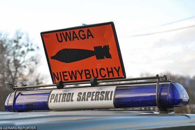 Na dworcu kolejowym w Jaworzynie Śląskiej znaleziono niewybuch