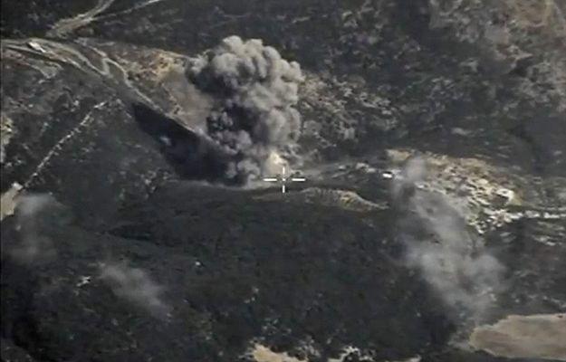 Andriej Kartapołow: w Syrii zniszczyliśmy 1623 obiekty terrorystów z Państwa Islamskiego