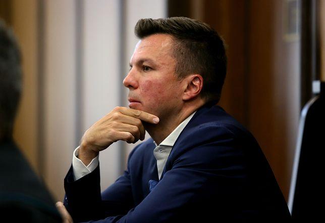 Marek Falenta został zatrzymany w piątek.