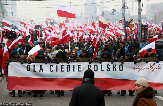Rzymkowski podkreśla, że marsz był sukcesem narodowców