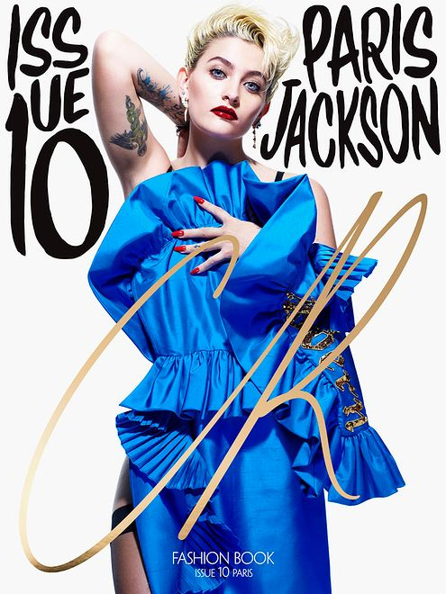 Najnowsza sesja Paris Jackson