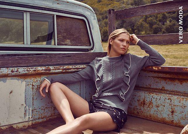 Kolekcje Vero Moda są zawsze bardzo kobiece
