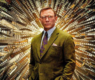"""Daniel Craig w """"Na noże"""" wykreował zupełnie inną rolę, niż te, do których nas przyzwyczaił"""