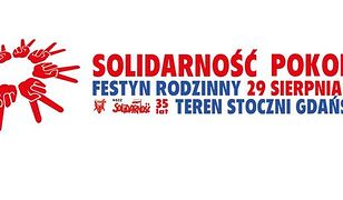 """""""Solidarność pokoleń"""": wielkie gwiazdy na festynie z okazji 35-lecia NSZZ Solidarność"""