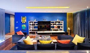 Kolorowe mieszkanie. Jak łączyć kolory we wnętrzach?