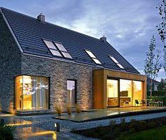Dekoracyjna elewacja domu. Co wybrać?