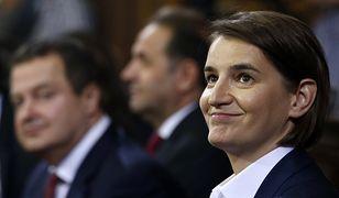 Ana Brnabić, premier Serbii