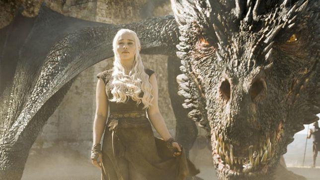 """""""Gra o tron"""": fani twierdzą, że jest więcej smoków"""