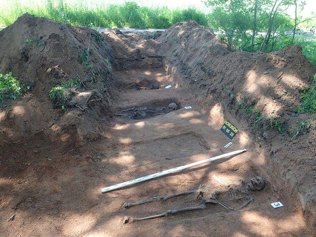 Dolny Śląsk. Odnaleziono szczątki niemieckich żołnierzy. Pochodzą z 1945 roku