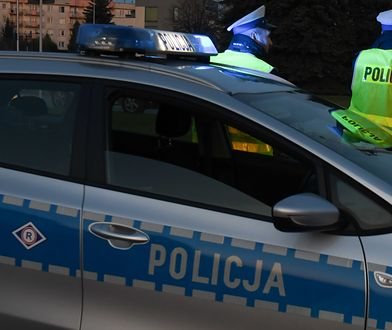 Podlaskie. Pijany kierowca potrącił 14-latkę i uciekł
