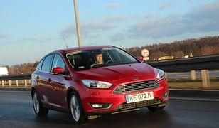 Ford Focus FL 2015