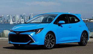 Toyota powróciła do legendarnej nazwy i poprawiła prezencję samochodu