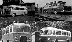 Autobusy Zdzisława Beksińskiego