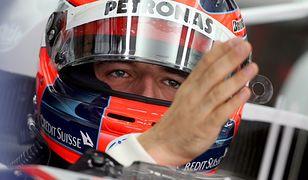 Kubica przygotowywał się do sezonu, a producenci szykowali sporo nowości – motoryzacja 10 lat temu
