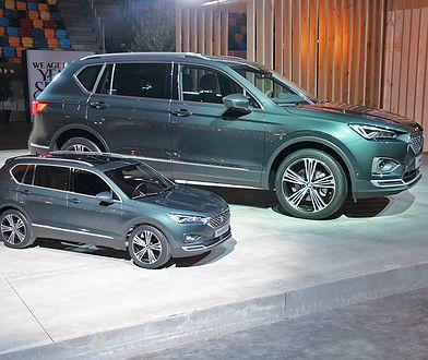 Seat Tarraco to największy SUV w ofercie hiszpańskiej marki