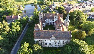 Zamek w Niemodlinie (w woj. opolskim)
