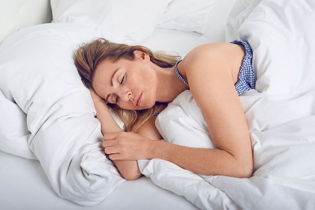 Będziesz spać jak na chmurce