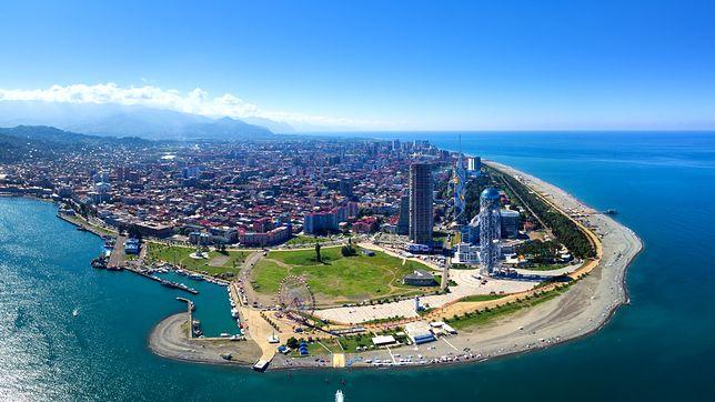 Wakacje w Gruzji - Batumi