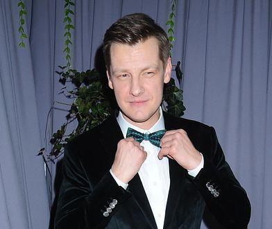 Marcin Mroczek od 2013 roku jest szczęśliwym mężem