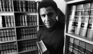 Zdjęcie młodego Baracka Obamy pochodzi z 1992 r.