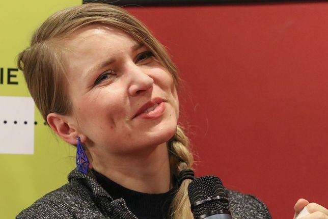 Dorota Masłowska to kolejna autorka zaangażowana w akcję Stowarzyszenia Unia Literacka