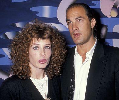 Kelly LeBrock i Steven Seagal pobrali się w 1987 r. 9 lat później byli już po rozwodzie