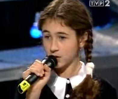 Georgina Tarasiuk zaśpiewała piosenkę Natalii Kukulskiej