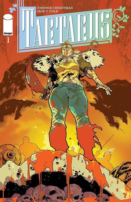 """Tartarus"", Image Comics, 2020"