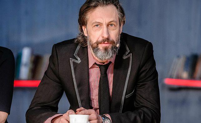 Szymon Majewski stworzył postać Ędwarda Ąckiego