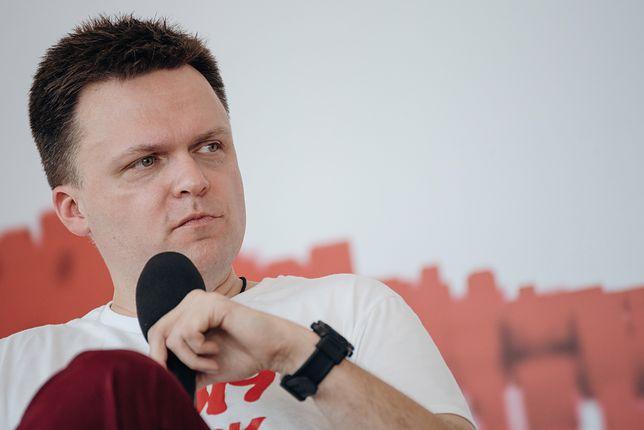 Szymon Hołownia przyznał się do uderzenie księdza i wyjaśnił powód reakcji