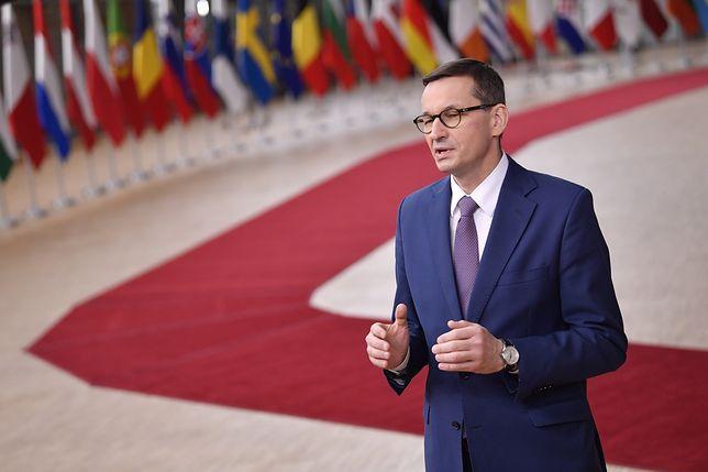 Szczyt UE. Debata nad budżetem i sprzeciw Polski oraz Węgier