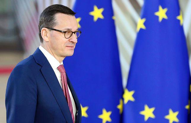 Mateusz Morawiecki stoi na czele rządu jednego z najbardziej proeuropejskich krajów w UE