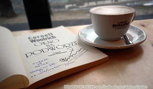 Przynieś książkę do kawiarni, kawę dostaniesz za darmo!