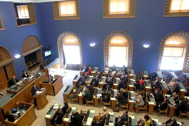 Estoński parlament przyjął uchwałę ws. wypaczenia historii przez Rosję