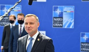 Szczyt NATO. Duda zdradza szczegóły