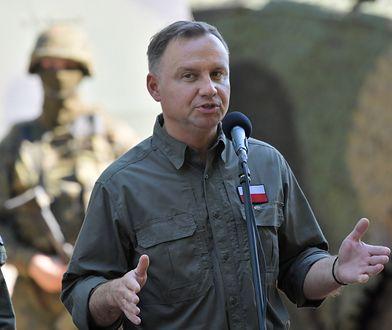 Andrzej Duda wypowiedział się o koronawirusie. Specjalista podsumował prezydenta
