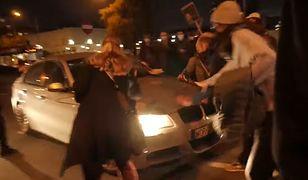 Strajk kobiet. Media: funkcjonariusz ABW potrącił demonstrantki