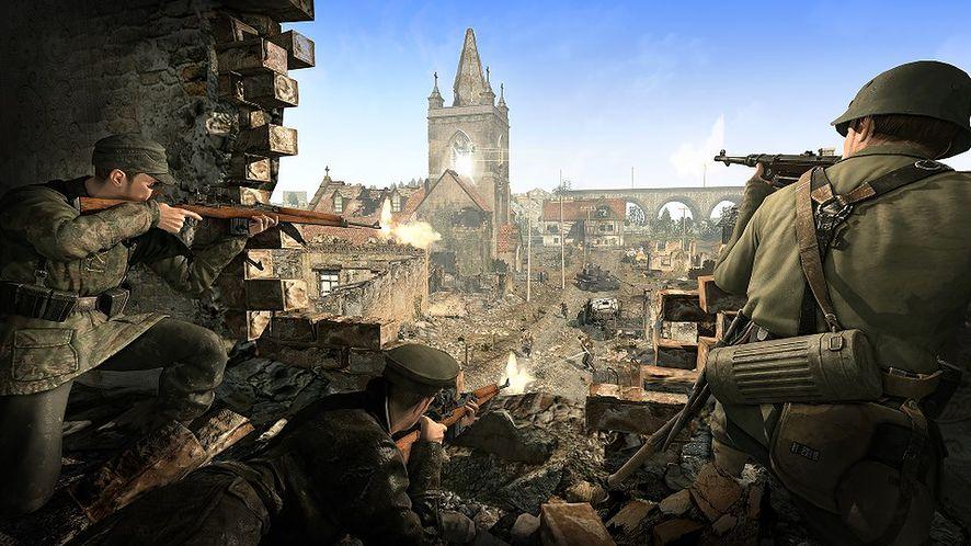 Już za chwilkę multiplayer zawita do Sniper Elite V2 na konsolach