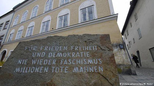 Dom Adolfa Hitlera - o jeden za wiele w Braunau