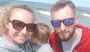 Anna Guzik z dziećmi nad morzem. Pokazała urocze zdjęcia z wakacji
