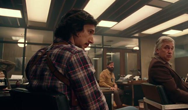 Adam Driver (Czarne bractwo. BlacKkKlansman) - Oscary 2019 - Najlepszy aktor drugoplanowy