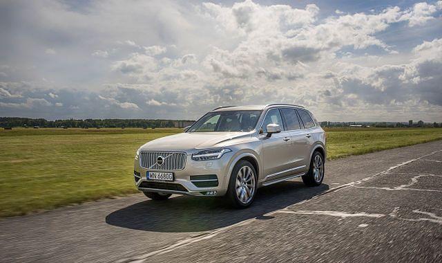 Volvo rozdaje autonomiczne samochody