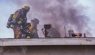 Chełm. Tragiczny pożar. Strażacy znaleźli nadpalone zwłoki