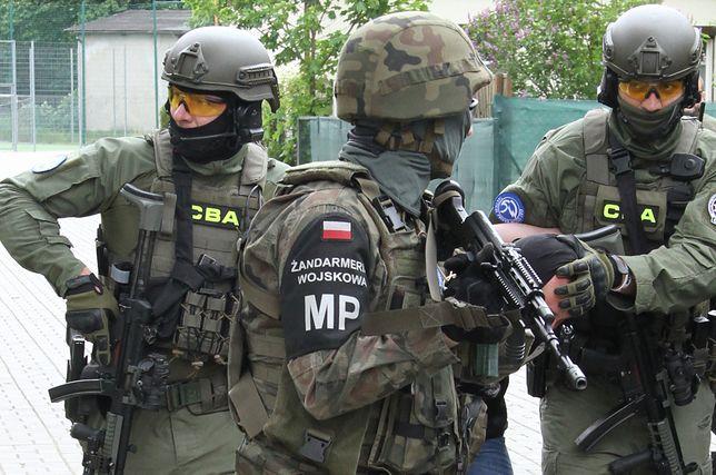 Wrocław. Akcja CBA. Zatrzymano 7 osób (zdjęcie ilustracyjne)