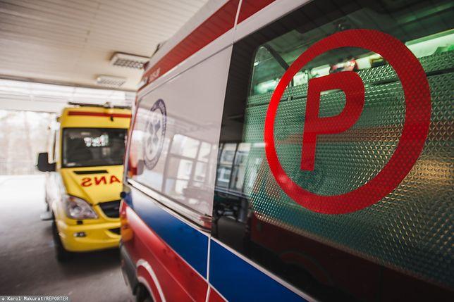 Poznań. Bójka na SOR i pobicie lekarza