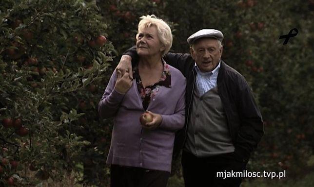 """Teresa Lipowska będzie miała nowego męża w """"M jak miłość""""? Mamy komentarz produkcji"""